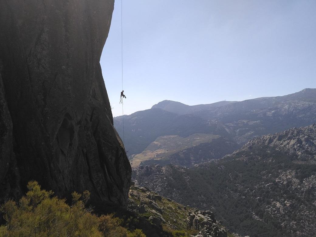 Escalar en Guadarrama