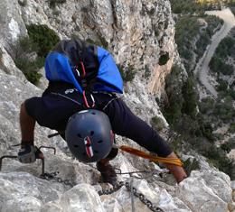 escalar en Levante con RMSclimb