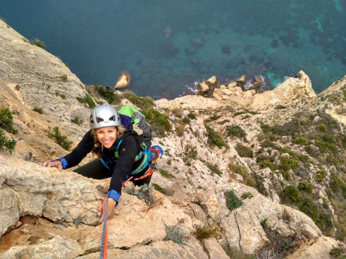 Actvidades de escalada en Levante